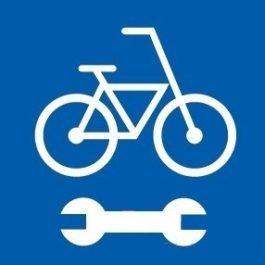 szét-összeszerelés Kontrás kerékpár