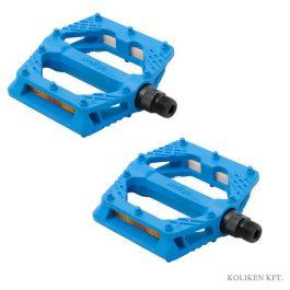 Wellgo FIXI műanyag pedál - kék