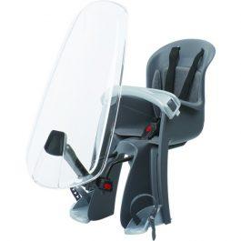 Polisport Guppy Mini/Bubbly Mini/Bilby Junior gyereküléshez szélvédő (gyerekülés vázadapterjéhez rögzíthető)