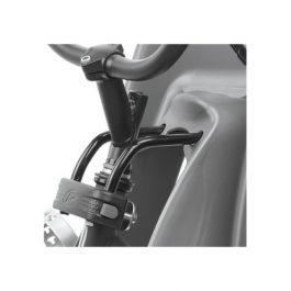 Polisport vázcső adapter előre - Guppy Mini/Bilby Junior/Bubbly Mini gyerekülésekhez
