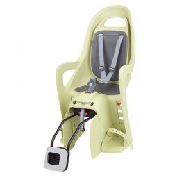 Polisport Groovy RS Plus konzolos gyerekülés - világos zöld/szürke