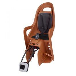 Polisport Groovy RS Plus konzolos gyerekülés -  karamell/fekete