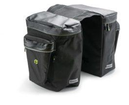Bikefun Bundle túratáska - fekete/zöld