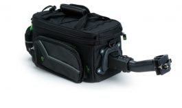 Bikefun Expansion QR gyorskioldós nyeregtáska - fekete