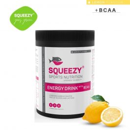 SQUEEZY CARBO LOAD DRINK sportital - citrom (500g)