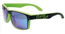 Bikefun Stage napszemüveg - zöld