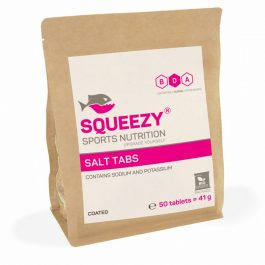 SQUEEZY SALT TABS sótabletta (100 db)