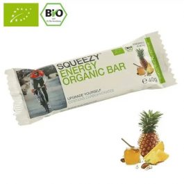 SQUEEZY energy Organic Bar 40g