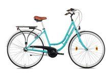 Városi, city kerékpár
