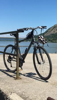 e0aa93ac7a0f Egy kerékpárt vásároltam, ami azóta is remekül működik, 👍🏻 és kérésemre  minden gond nélkül úgy kuldtétek el ahogy kertem.